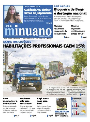 20161022 by Jornal Minuano - issuu e4f914db55