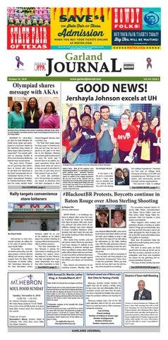 GARLAND JOURNAL 10 19 16 by Cheryl Smith - issuu
