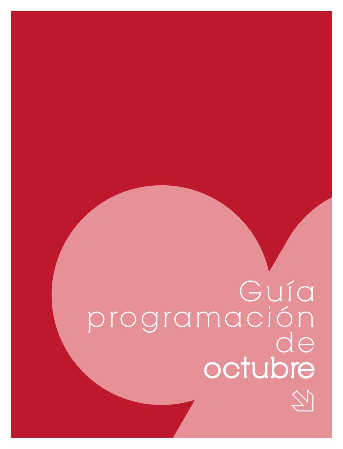 Programacion vtr oct 2016 by AlbertoTG - issuu