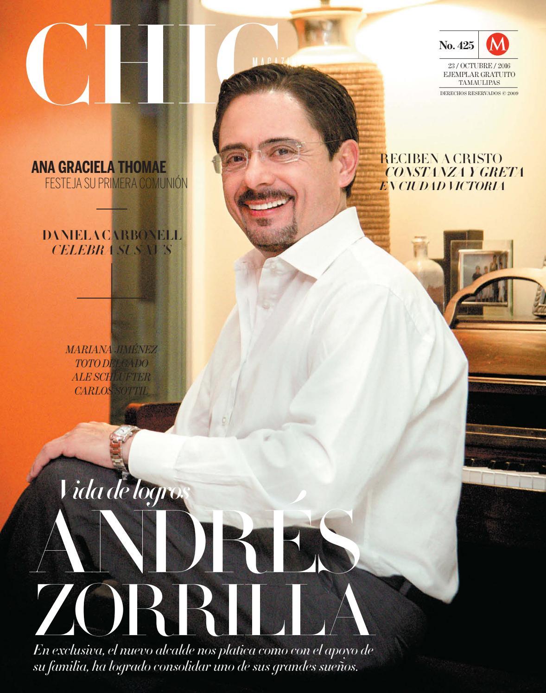 Chic Magazine Tamaulipas, núm. 425, 23/oct/2016 by Chic ...