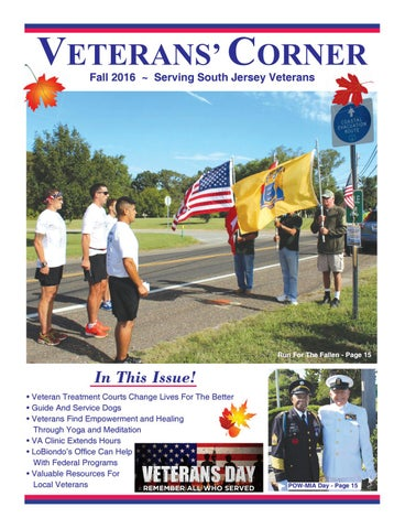 Veterans corner newsmagazine fall 2016 by veterans coner issuu page 1 fandeluxe Images