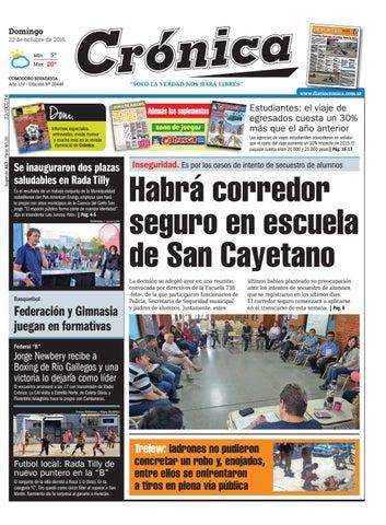 6d78c8fc651f 4a07b69d13500d22db9d32659ccbf584 by Diario Crónica - issuu