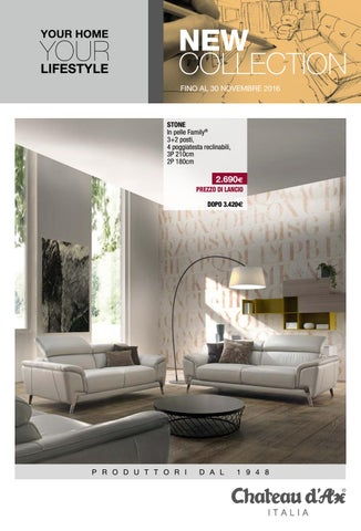 Divano Letto Moon Chateau D Ax.October November Chateau D Ax Catalogue By Fino Issuu