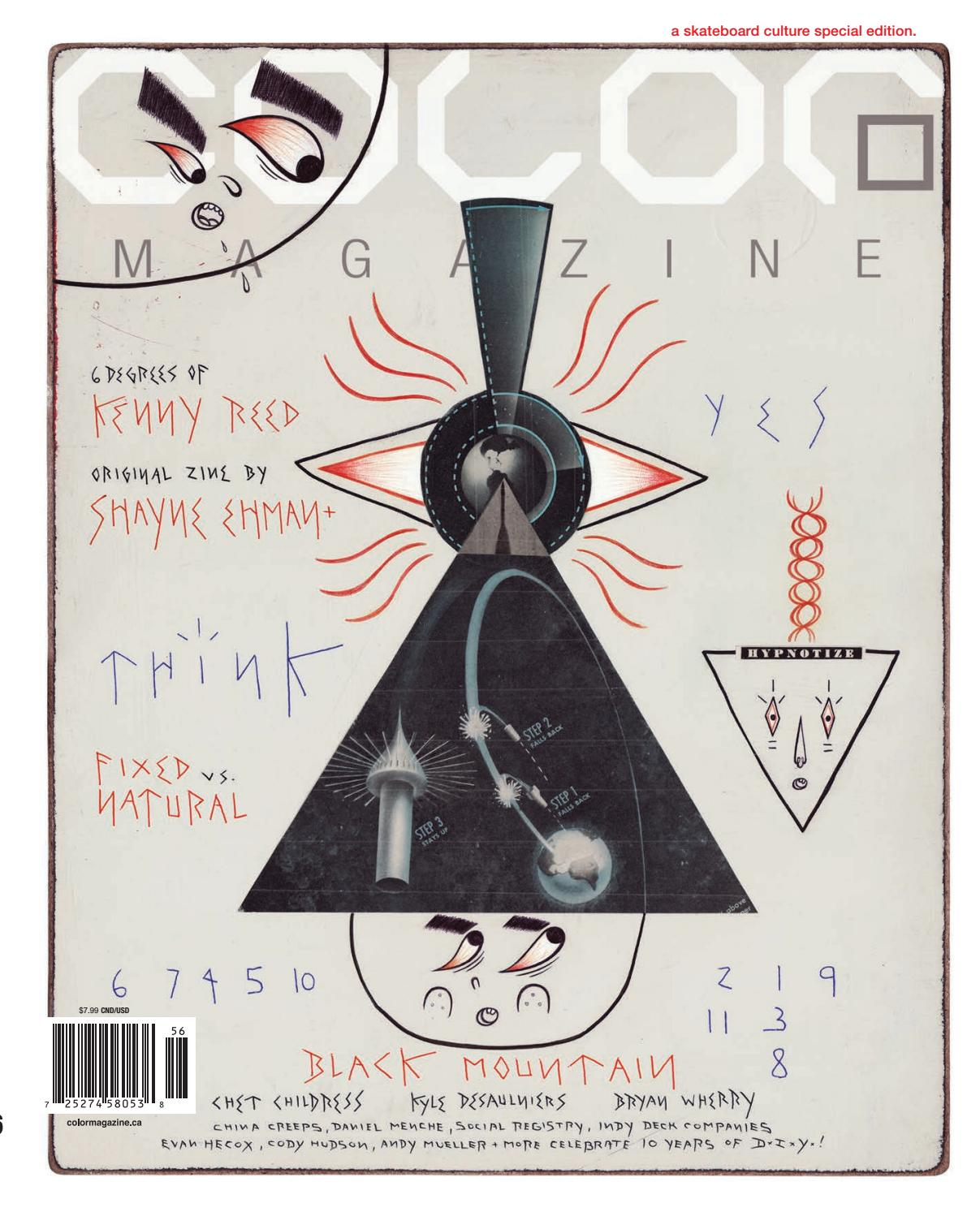 Volume 5, Number 6 by Color Magazine issuu