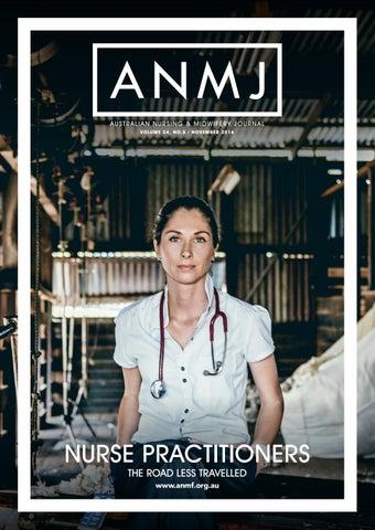 Anmj November 2016 By Australian Nursing Midwifery Journal Issuu