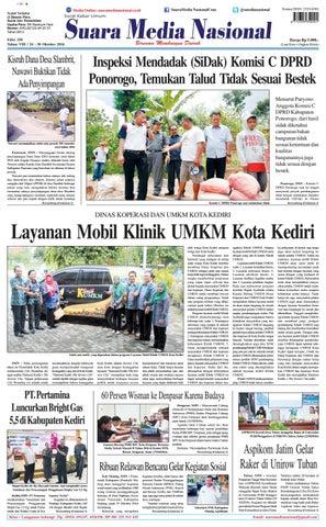 Suara Media Nasional Edisi 258 By Suara Media Nasional Issuu
