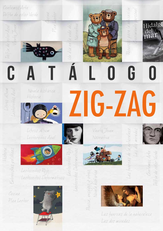 Catálogo Zig-Zag 2017 by Editorial Zig-Zag - issuu 03fb6fe34ed