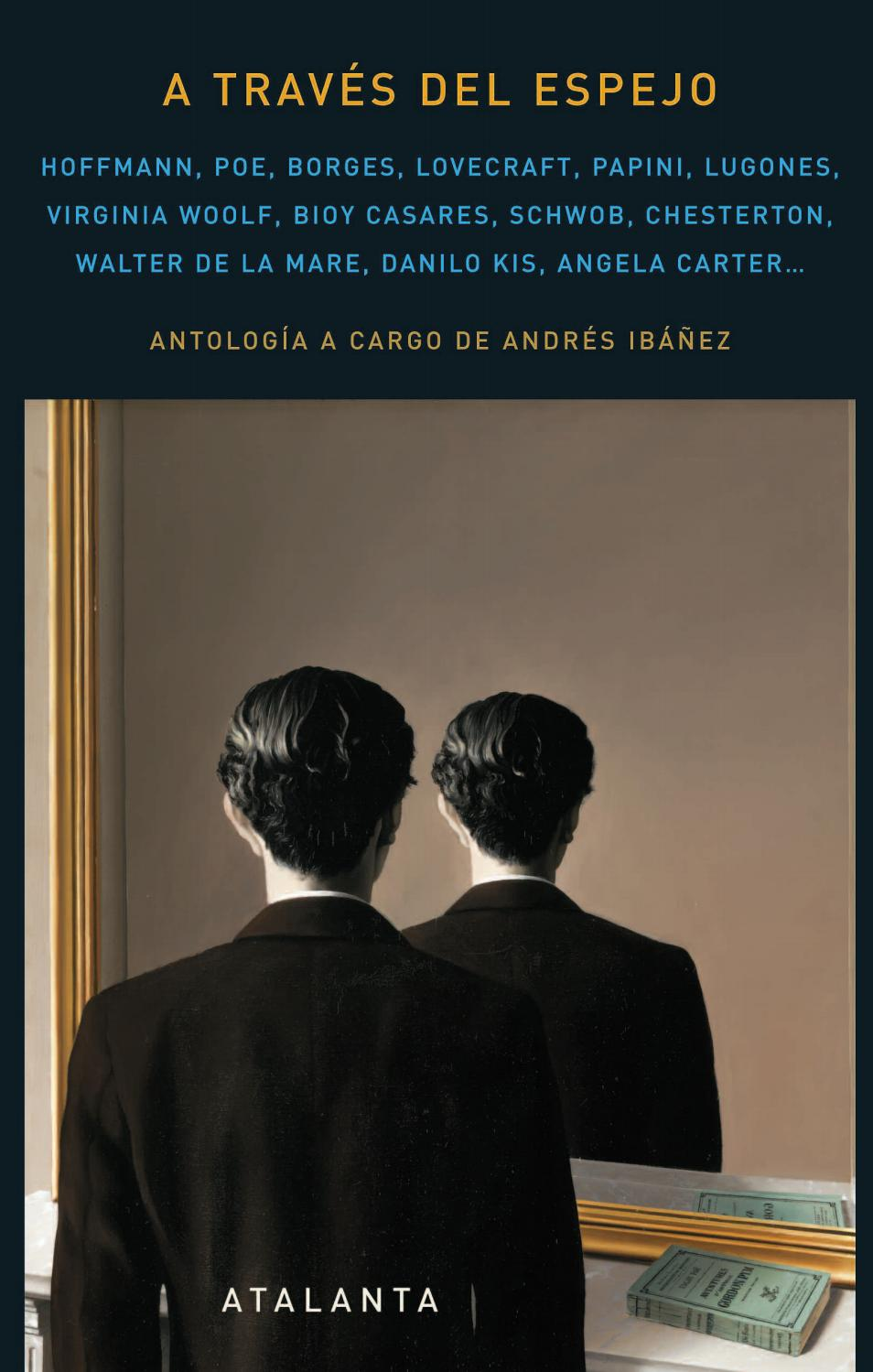 A través del espejo - Antologia by ATALANTA - issuu