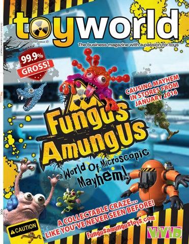 Toyworld Oct 2015 By TOYWORLD MAGAZINE