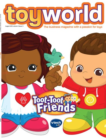 Toyworld Aug 2015 By TOYWORLD MAGAZINE