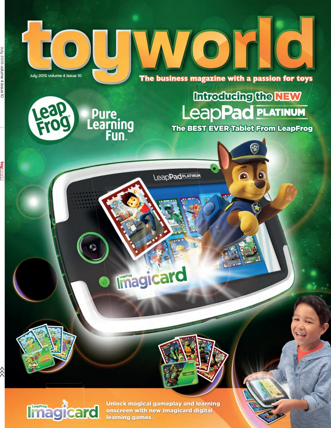 Toyworld Jul 2015 By Toyworld Magazine Issuu
