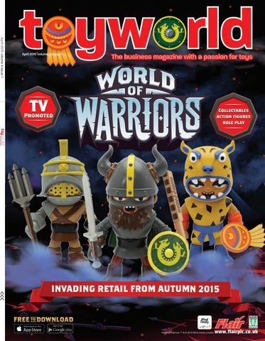 Toyworld apr 2015