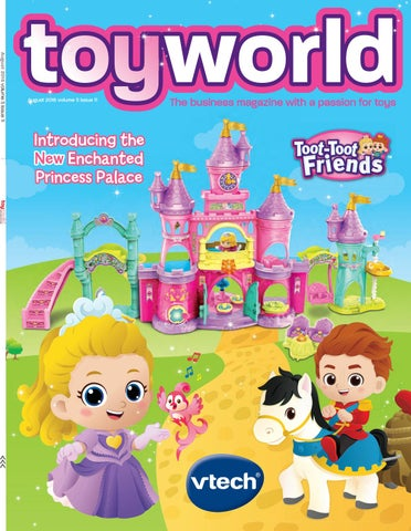6851aa3a49e Toyworld aug 2016 by TOYWORLD MAGAZINE - issuu