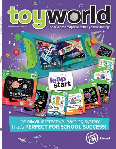 Toyworld july 2016 by TOYWORLD MAGAZINE - issuu