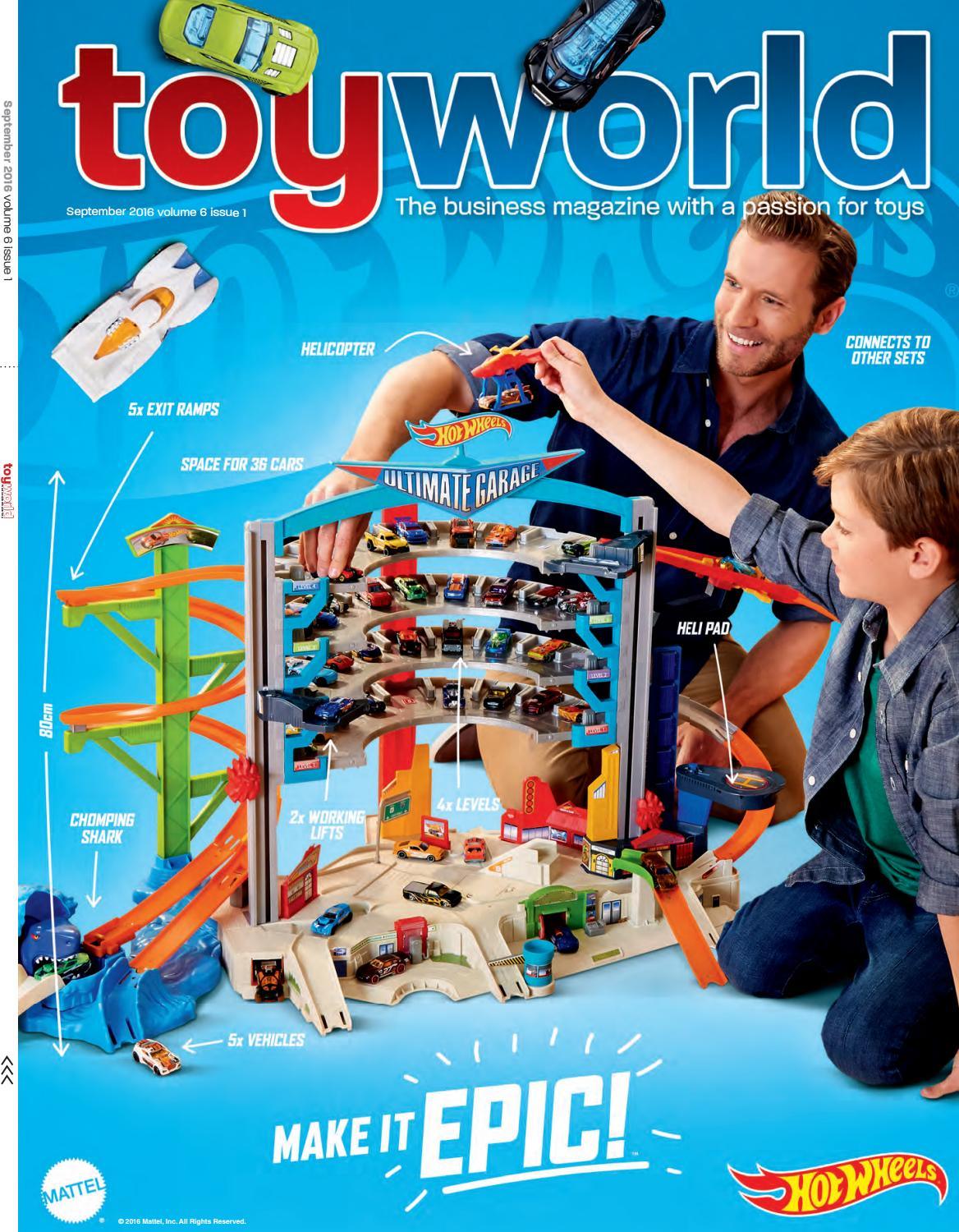 Toys For Boys Magazine : Toyworld sept by magazine issuu