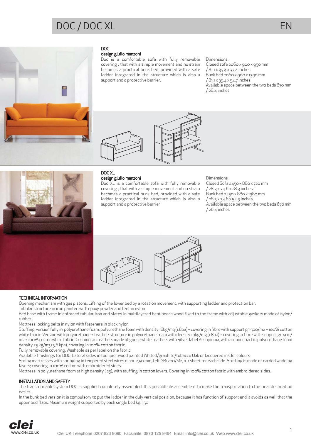 Enjoyable Doc Tec By Bonbon Compact Living Issuu Creativecarmelina Interior Chair Design Creativecarmelinacom