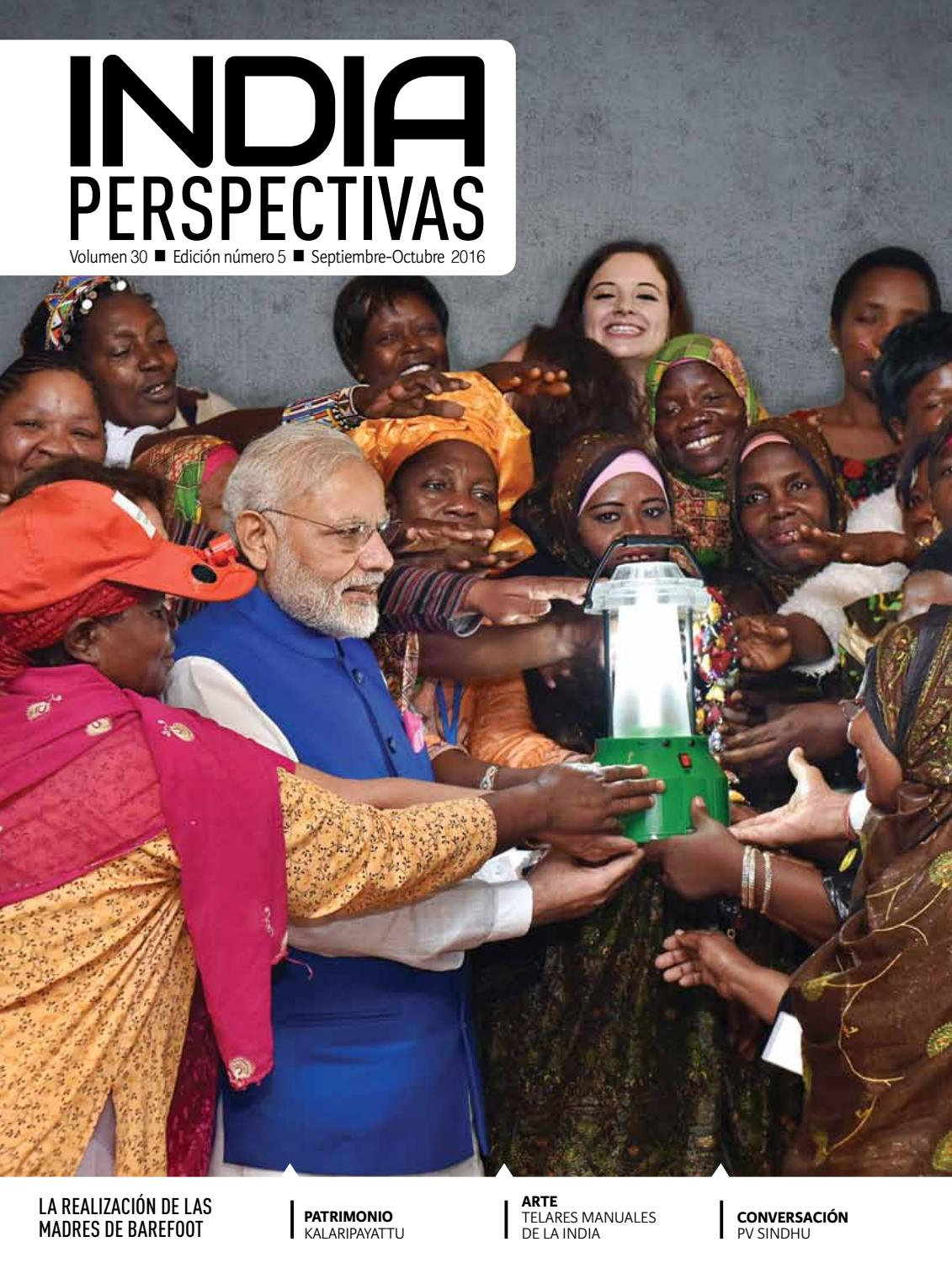 India perspectives Spanish September October 2016 by Indian ...