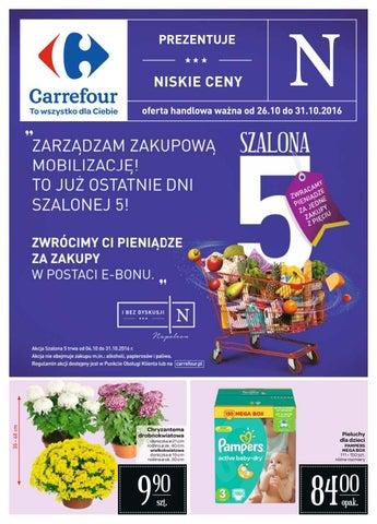 28678fc774bb6 Carrefour gazetka od 26.10 do 31.10.2016 by iUlotka.pl - issuu