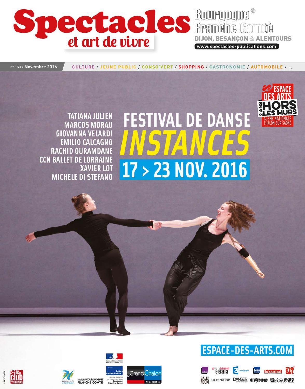 Salle De Bain Taille Ideale ~ Spectacles Publications Dijon N 160 Novembre 2016 By Spectacles