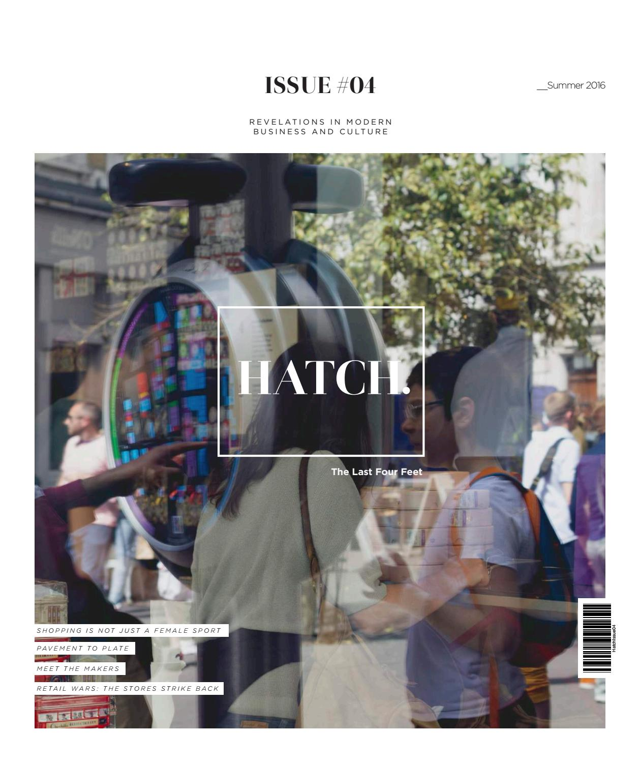 9e6e048d4ed HATCH  4  The Last 4 Feet by KEMOSABE - issuu