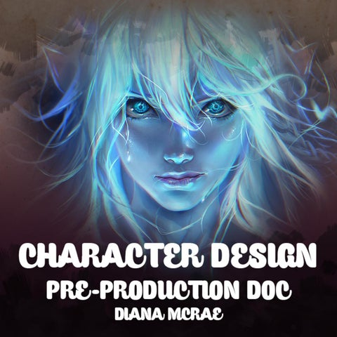 Character Design Document By Diana McRae Issuu - Character design document