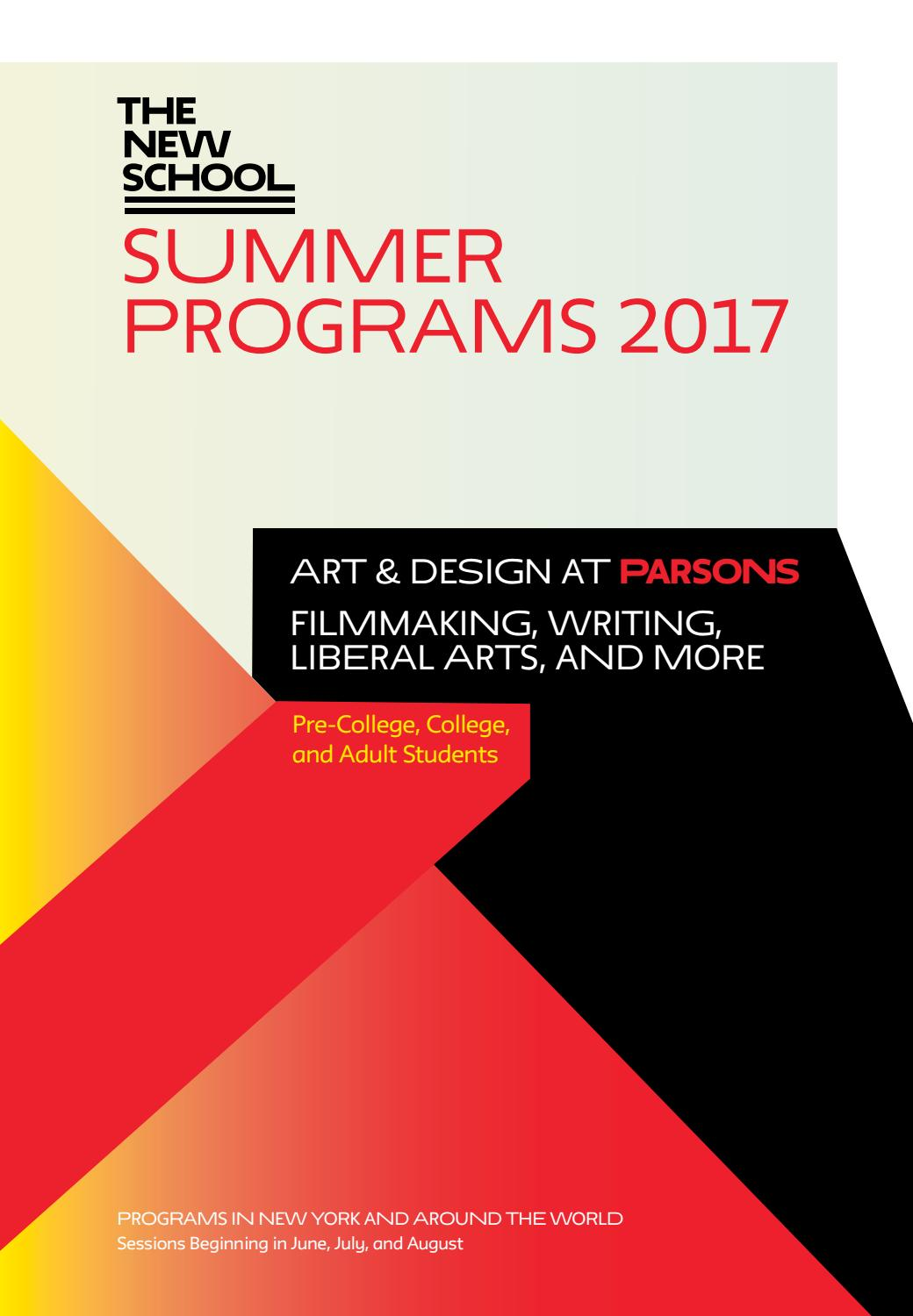 nyu creative writing summer program Explore nyu summer high school programs and get a taste of life as a college student specialized summer programs for a subject-specific and intensive experience, you may want to consider one of the specialized academic programs listed below.