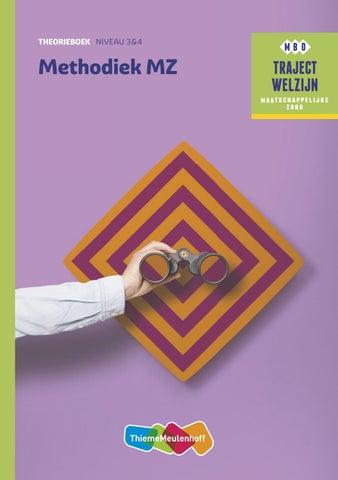 Methodiek Mz By Thiememeulenhoff Issuu