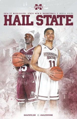 2016-17 Mississippi State Men s Basketball Media Guide by ... 89750b548