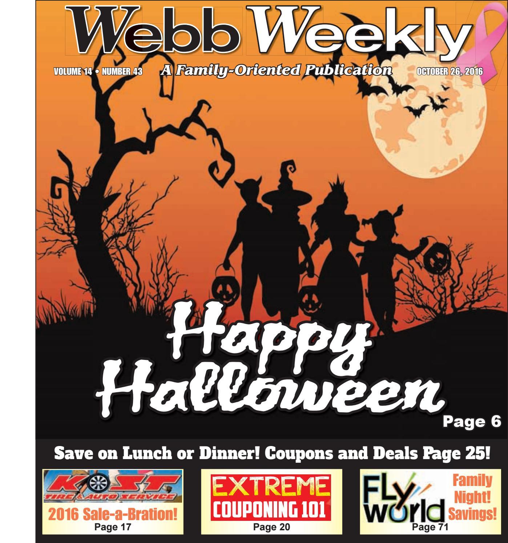 webb weekly october 26 2016 by webb weekly issuu