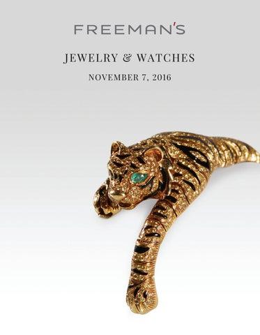 cc023dc1efb3d6 Jewelry & Watches by Freeman's - issuu
