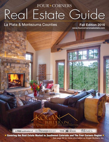 Four Corners Real Estate Guide Fall 2016 by Ballantine