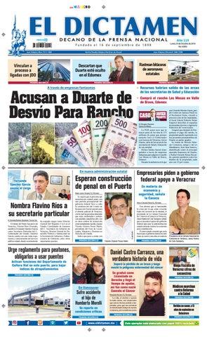 El Dictamen 24 de Octubre 2016 by El Dictamen - issuu 1d2e0ee5440