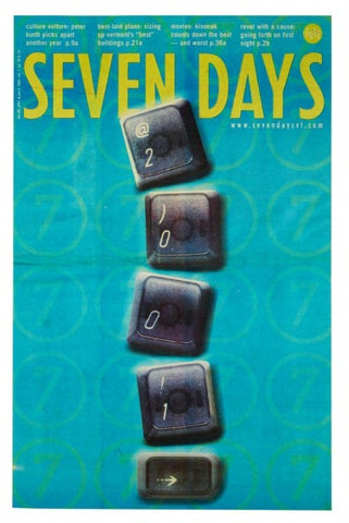 Seven Days, December 26, 2001 by Seven Days issuu