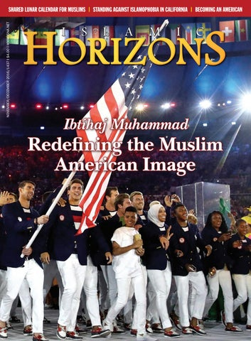 c3df6136a8f Islamic Horizons November December 2016 by Islamic Society of North ...