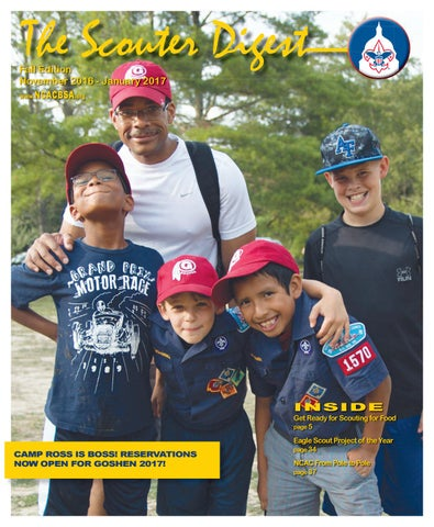 f1e8806cbd7e Fall 2016 The Scouter Digest by National Capital Area Council - issuu
