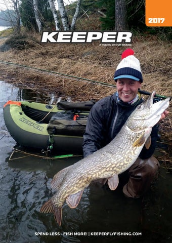 KEEPER FLY FISHING 2017