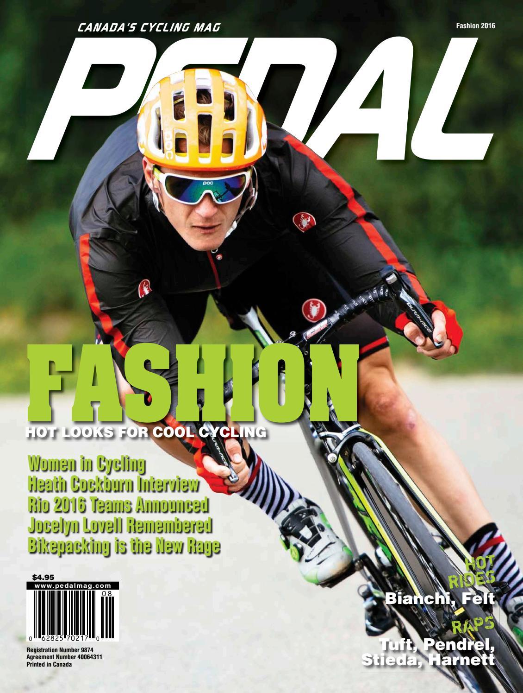 Pedal Fashion 2016 by Pedal Magazine - issuu 02a25f915