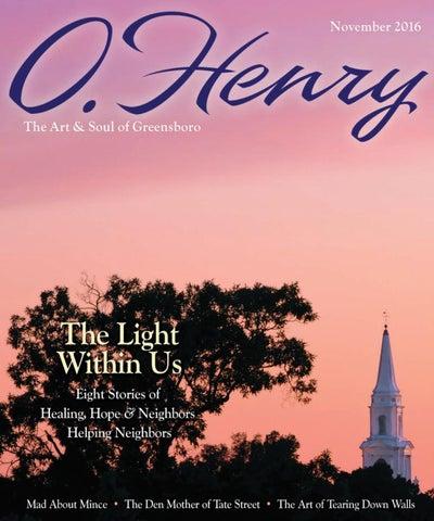 7763afd8cdb56 O.Henry November 2016 by O.Henry magazine - issuu