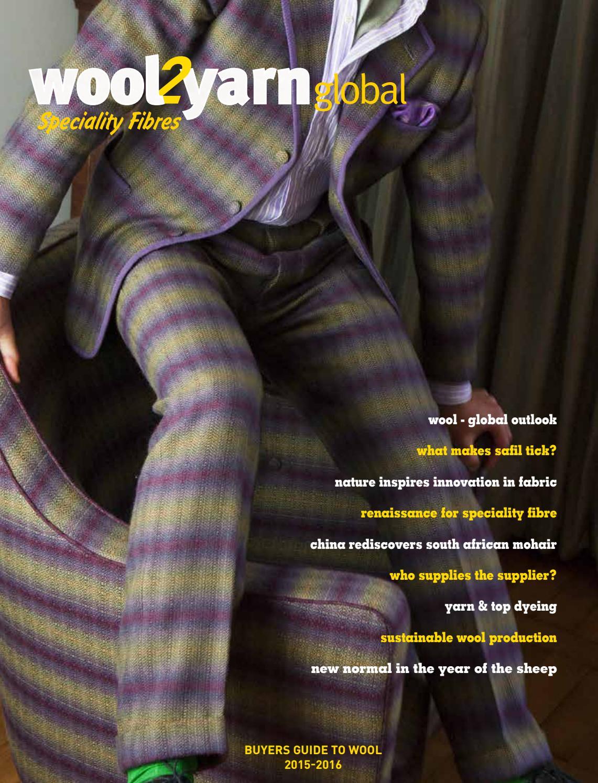 Wool 2 Yarn Global 2015 By Wool2yarnglobal Issuu Ply Conversion Tables