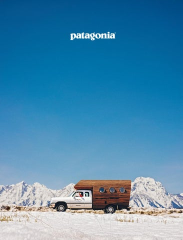 7ea86cc2286 Patagonia Catalog Fall 2017 (U.S.) by Patagonia - The Cleanest Line ...