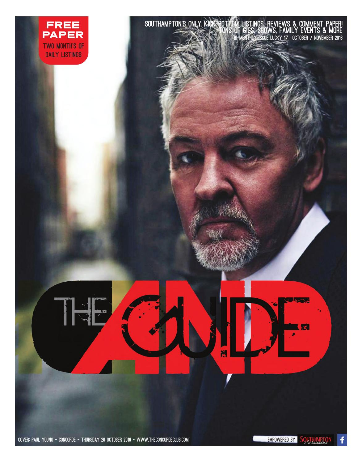 17 the and guide oct nov 16 by The AND Guide - issuu