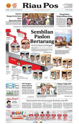2016 10 25 by Riau Pos - issuu eb75ebeadf