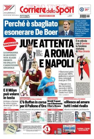 Corriere dello sport 25 10 2016 by azpi - issuu 60c026f6b12f