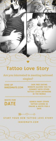 4 tattoo lovers dating
