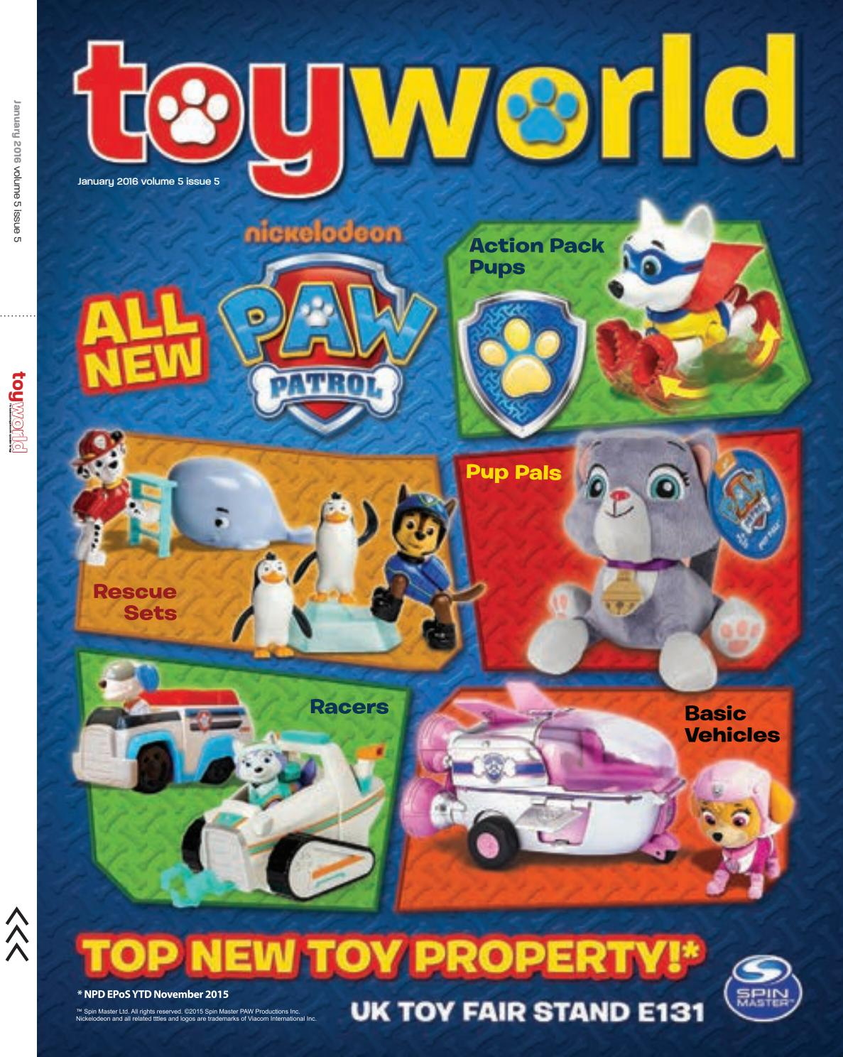Toyworld Jan 2016 By TOYWORLD MAGAZINE