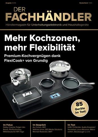 Der Fachhändler 4/2016 By Auerbach Verlag Und Infodienste GmbH   Issuu