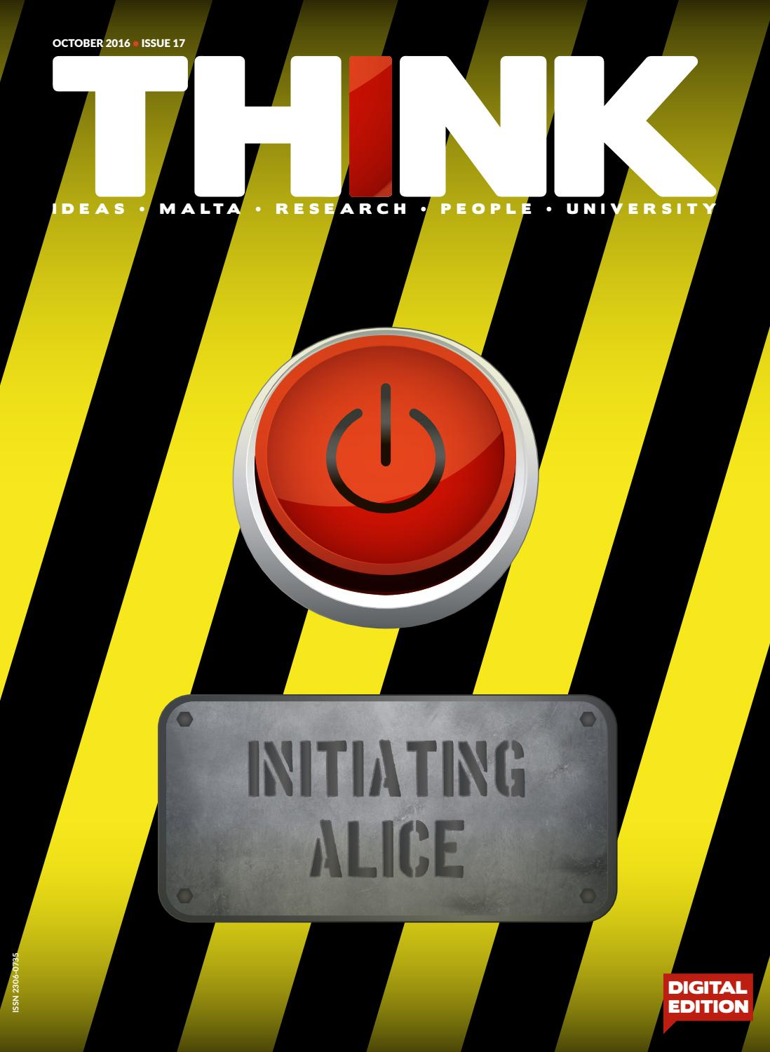 Think — Issue 17 by Think - issuu