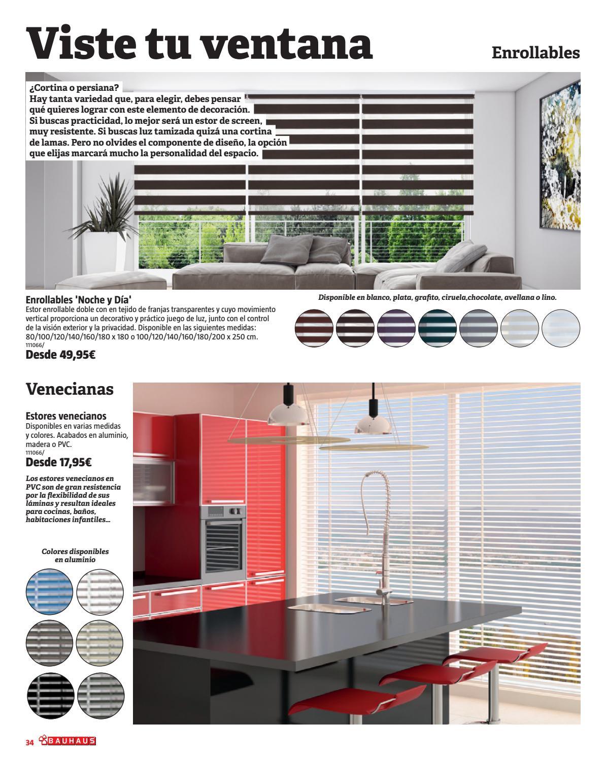 Ventanas Pvc Bauhaus.Especial Decoracion By Bauhaus Issuu