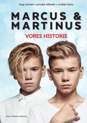 hvor gammel er marcus og martinus