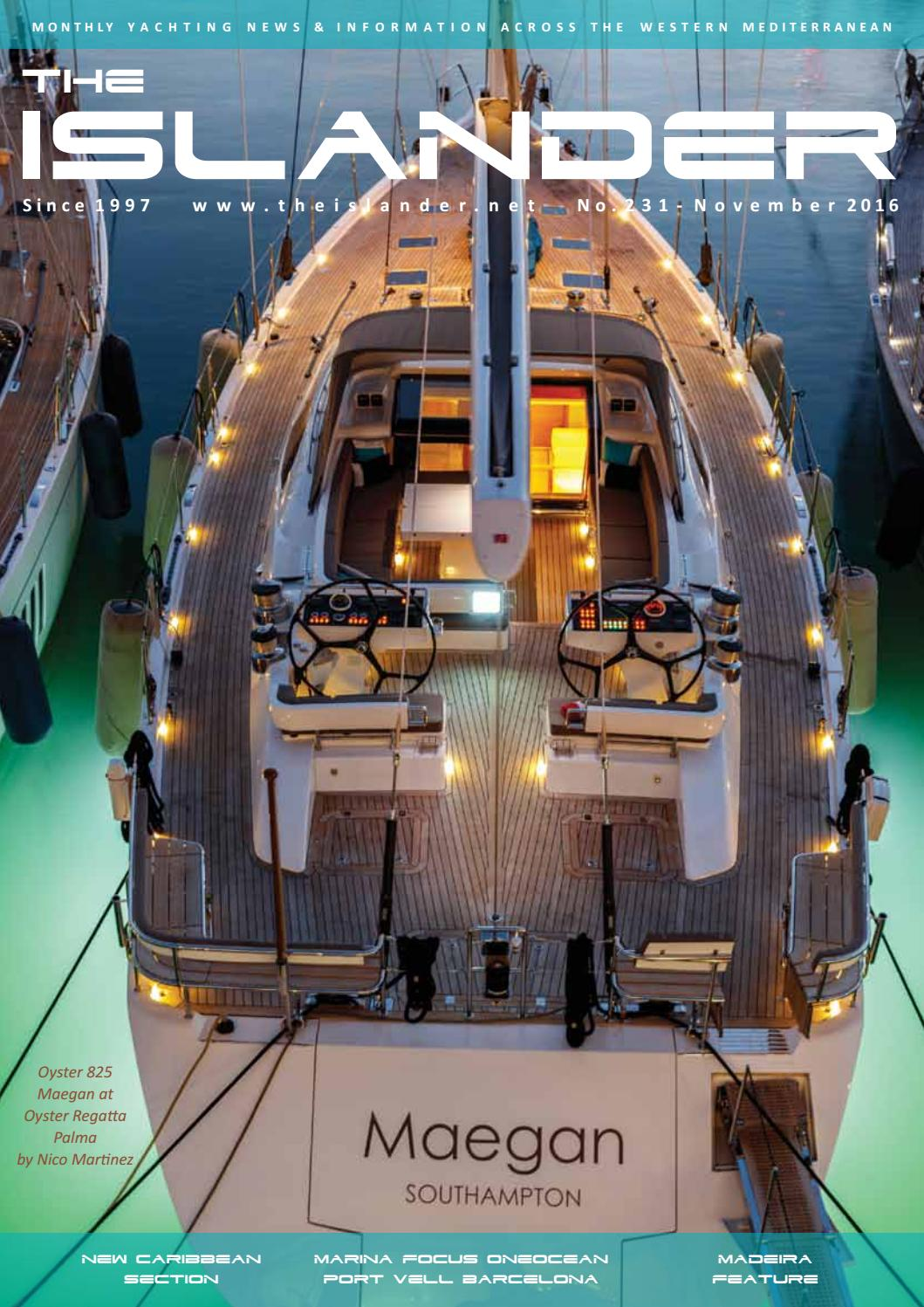 brand new a5058 502a8 The Islander November Issue by Simon Relph - issuu